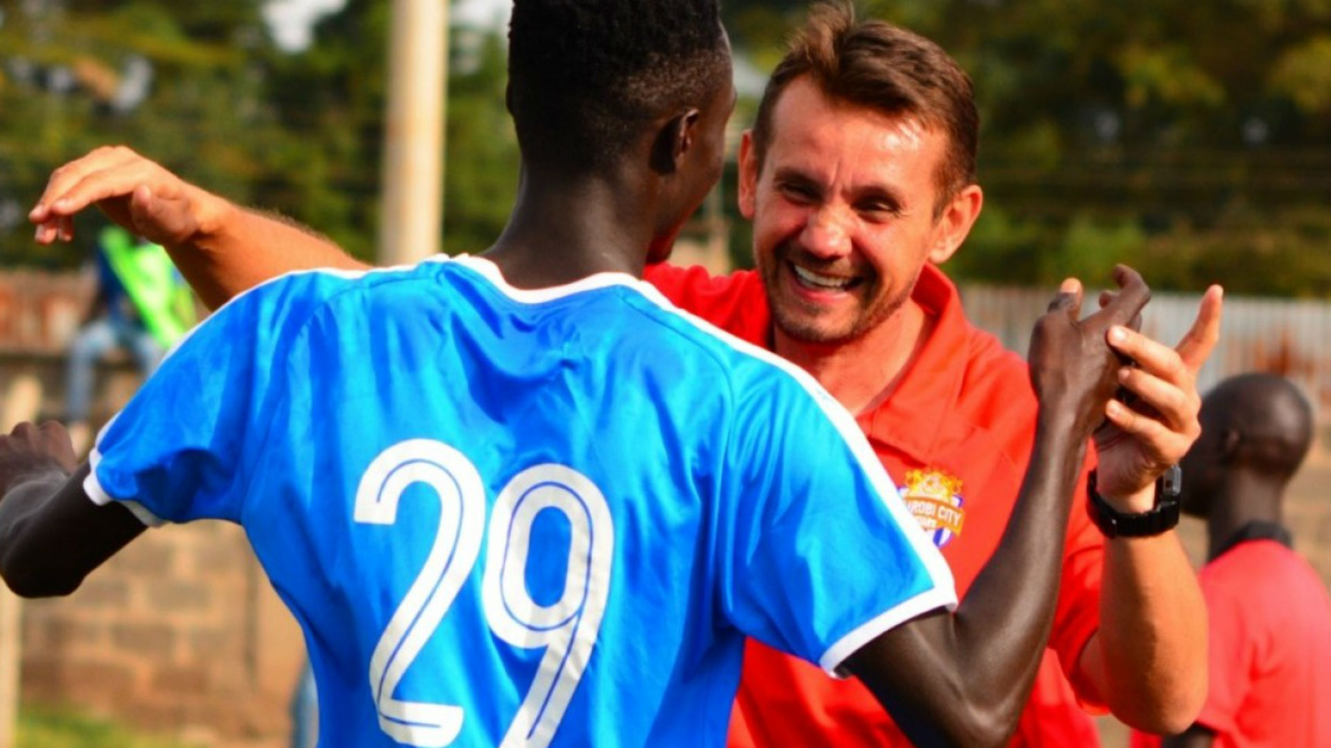 Alagic: Serbian tactician over the moon after Nairobi City Stars' promotion