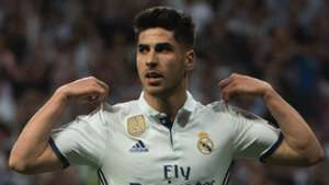 Marco Asensio Real Madrid Bayern Munich UCL 18042017