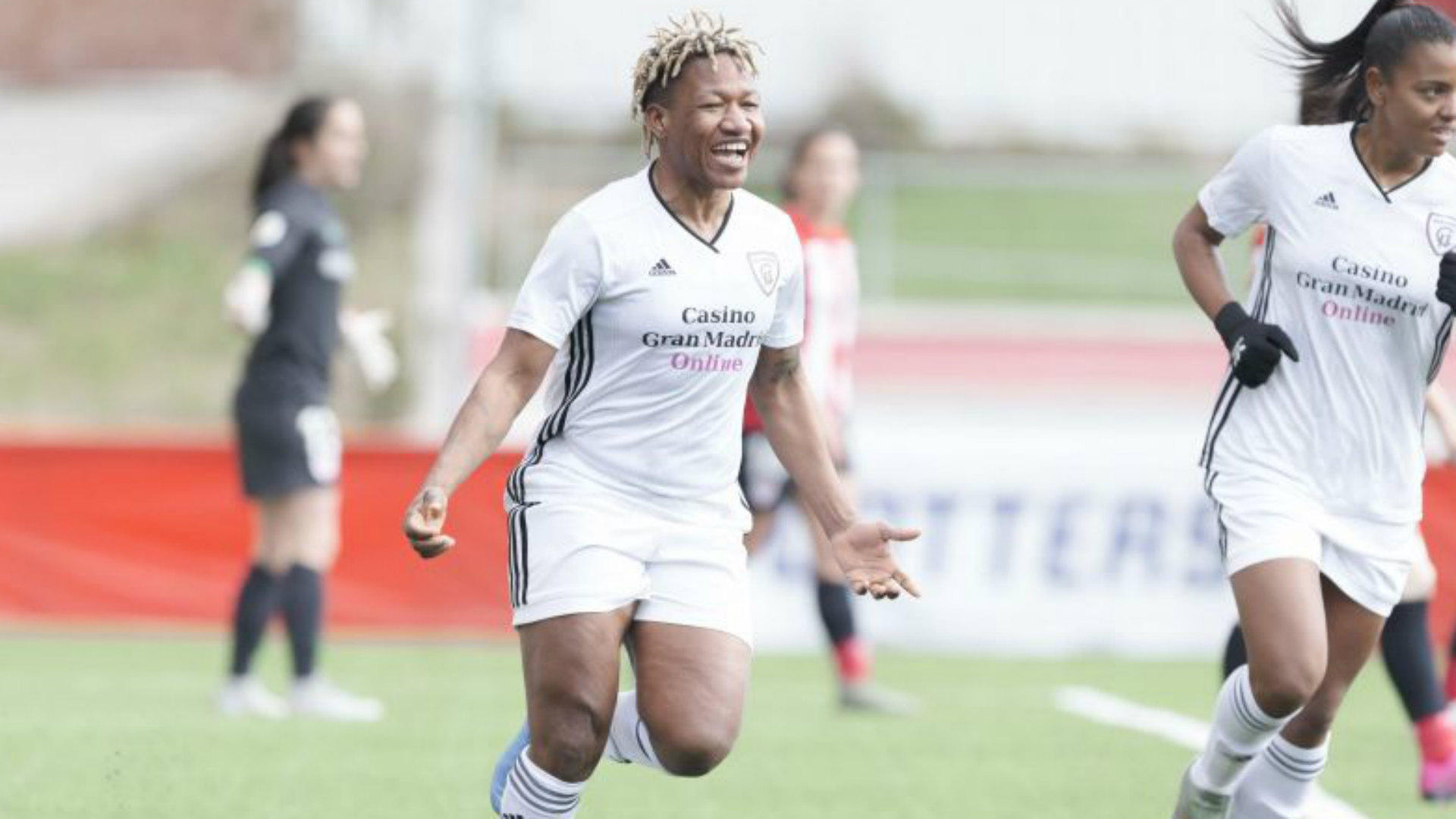 'Chikwelu is a very professional and hard-working player' - Madrid CFF coach Fernandez
