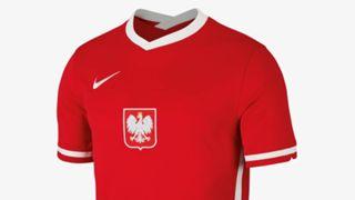 Poland Euro 2020 away kit