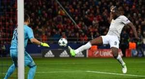 Romelu Lukaku Manchester United CSKA Moscow