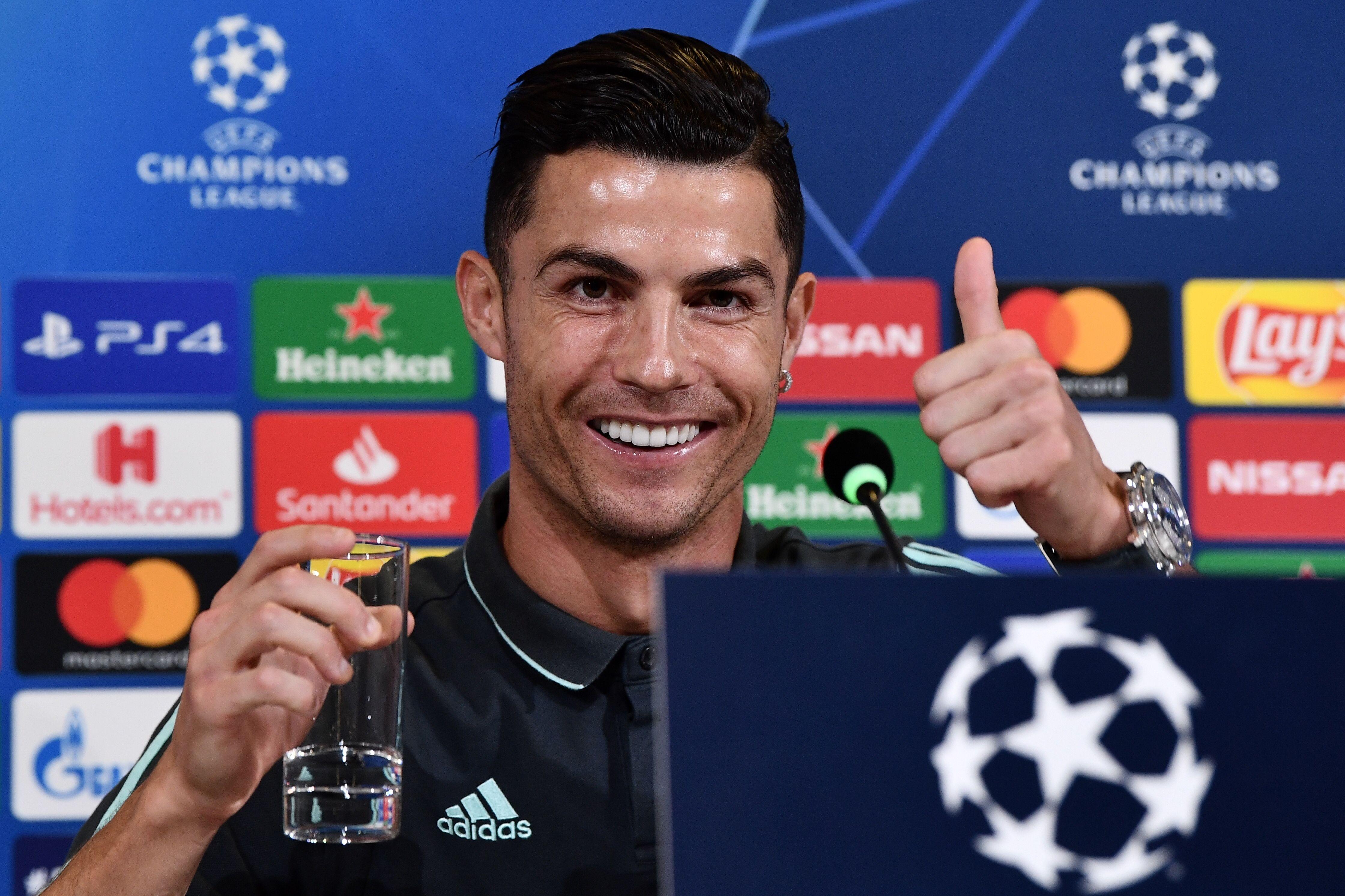 CR7 veut prouver une chose avant sa retraite — Juventus Turin