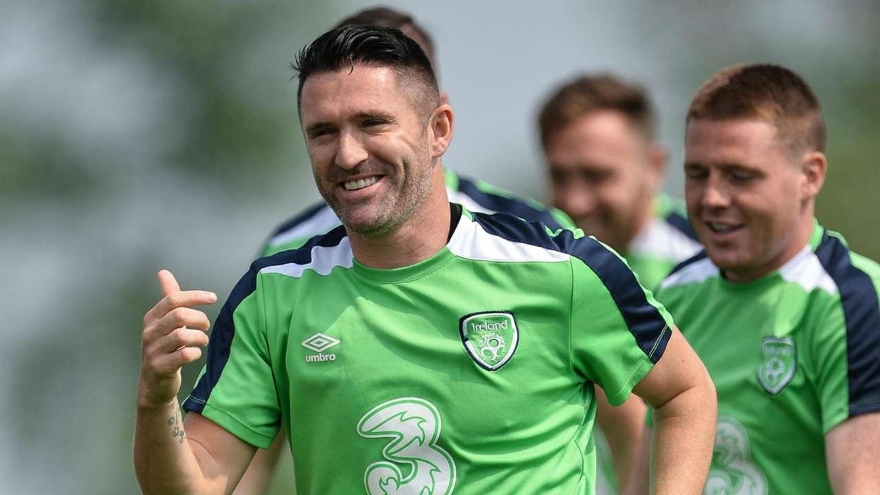 Robbie Keane Republic of Ireland 06062016