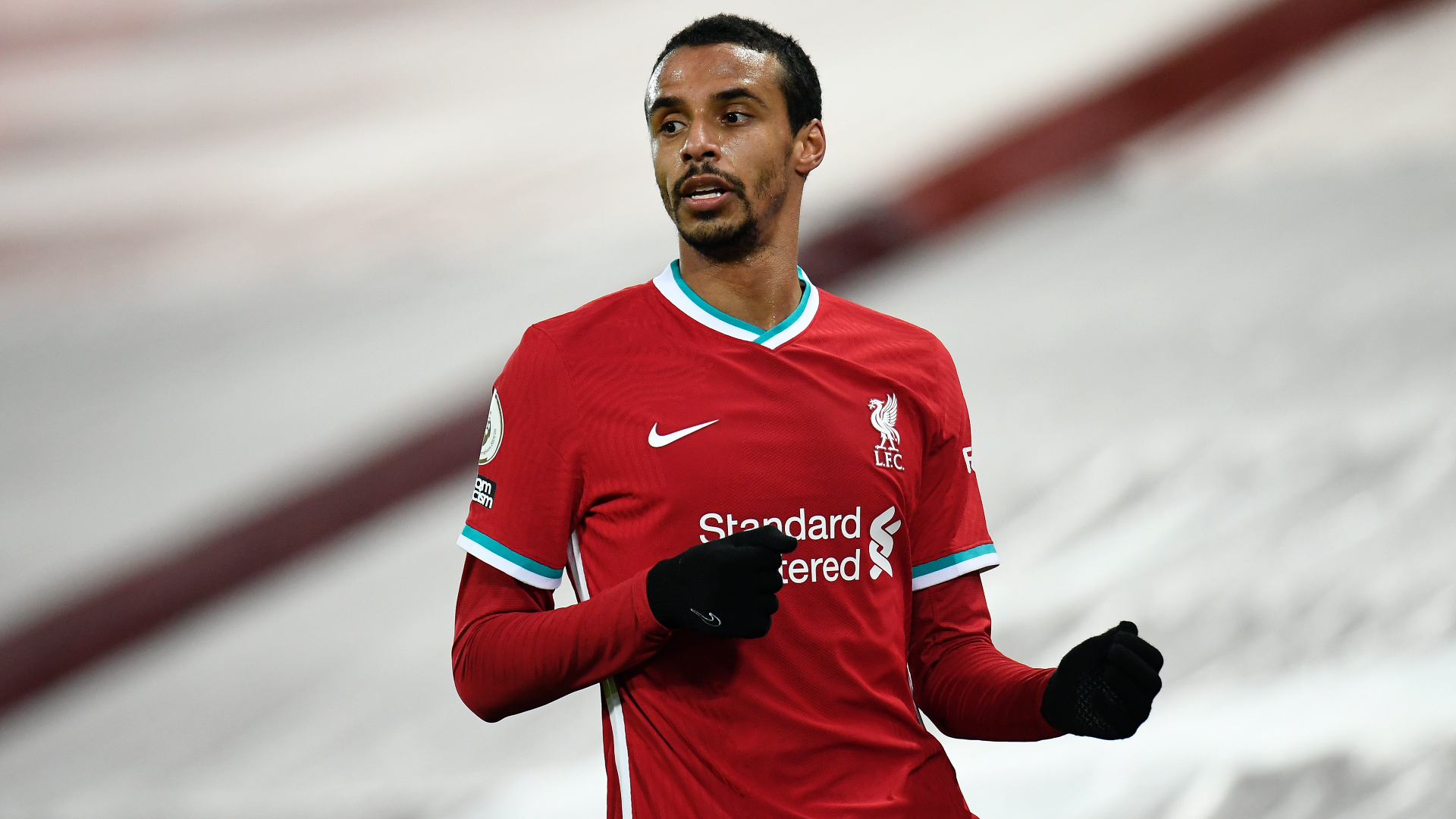 Liverpool confirm Matip out for the season following Kabak & Davies captures