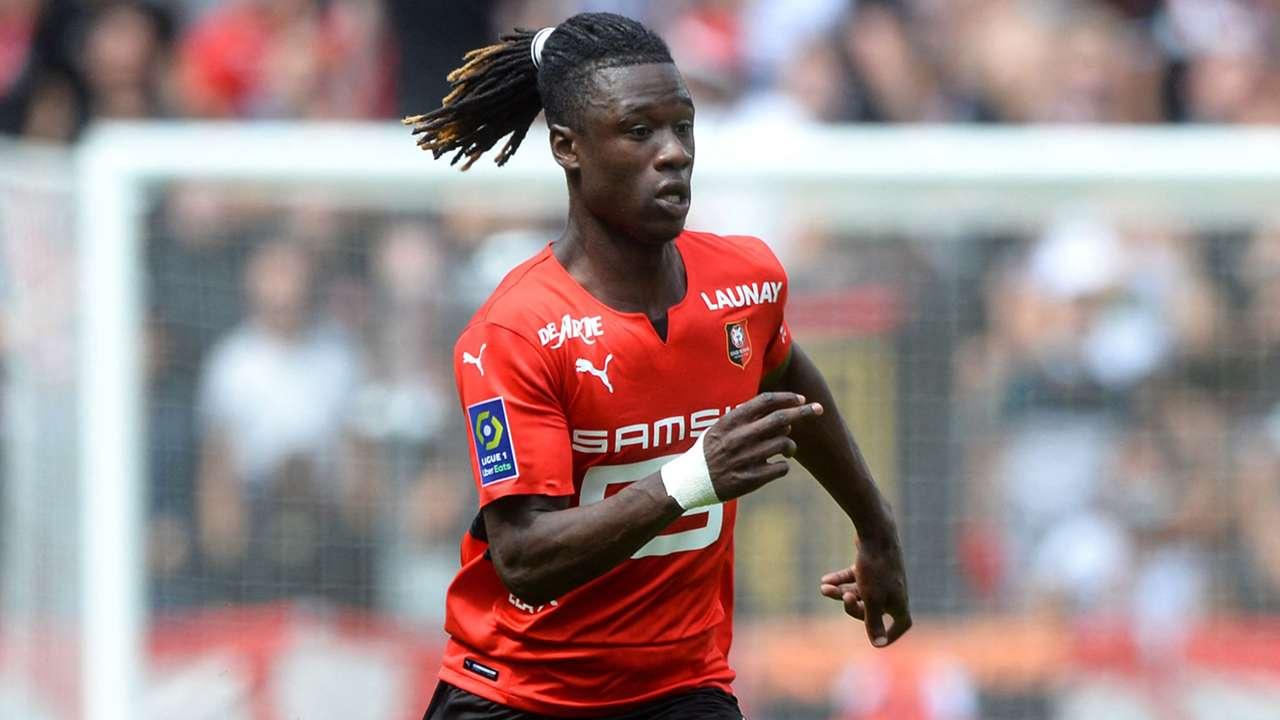 Eduardo Camavinga Rennes Ligue 1 2021-22