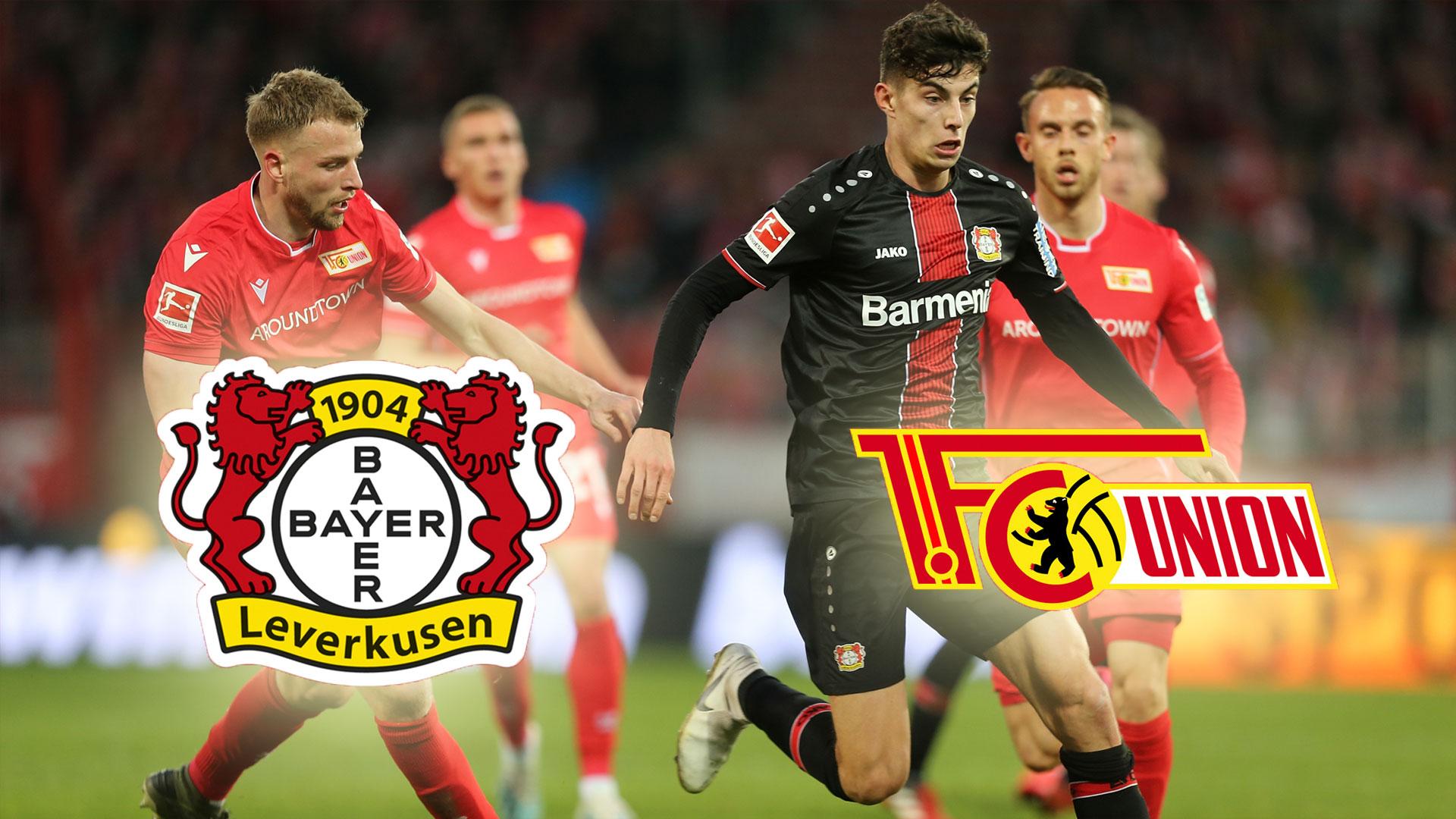 Leverkusen Union Berlin