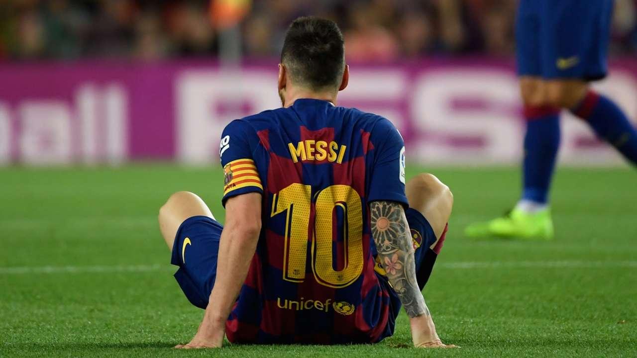 Lionel Messi vs Villarreal