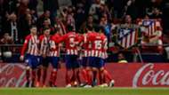 20th January 2018, Wanda Metropolitano, Madrid, Spain; La Liga football, Atletico Madrid versus Deportivo;