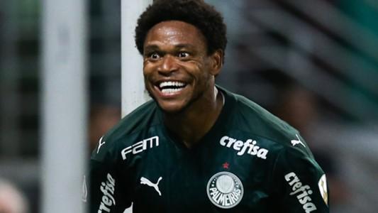 Luiz Adriano Palmeiras Guarani Libertadores 10 03 2020