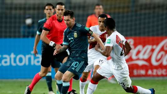 Messi im tiếng, Argentina vẫn thắng nhàn nhờ Lautaro Martinez