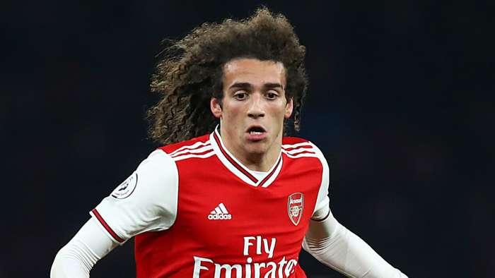 Matteo Guendouzi Arsenal 2019-20