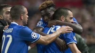 Moise Kean Sevilla Juventus