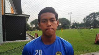 Syahmi Safari, Malaysia U23, 11122017