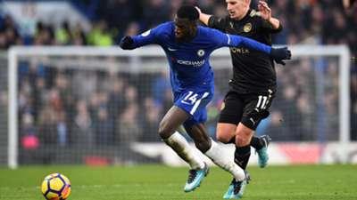 Tiemoue Bakayoko Chelsea Leicester