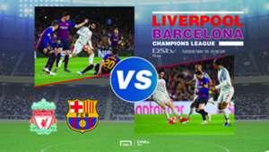 Liverpool v Barcelona DStv Now
