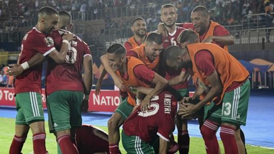 Marokko Gegen Elfenbeinküste