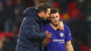 Frank Lampard and Mateo Kovacic Chelsea