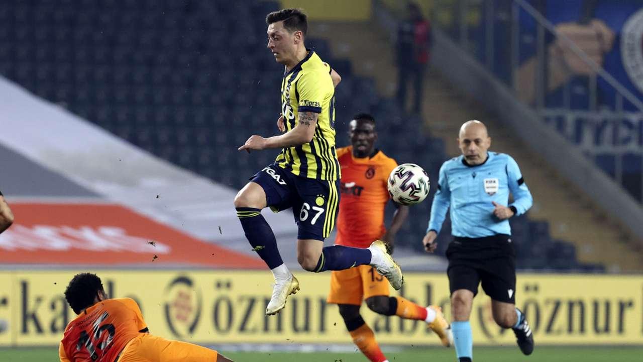 Fenerbahce Galatasaray 02062021 Mesut Ozil