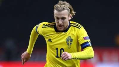 Emil Forsberg Sweden
