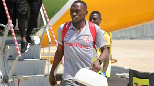 Kagere named in Simba SC squad for Caf Champions League duty   Goal.com