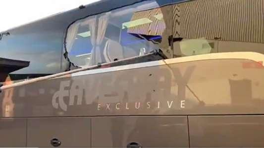 Vor Liverpool-Spiel in der Champions League: Bus von Real Madrid mit Steinen beworfen | Goal.com