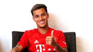 Coutinho Bayern 2019/20