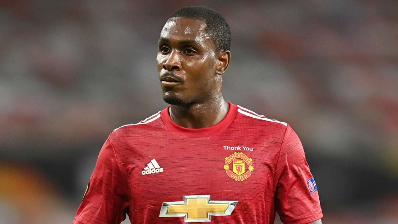 Odion Ighalo, Man Utd 2020-21