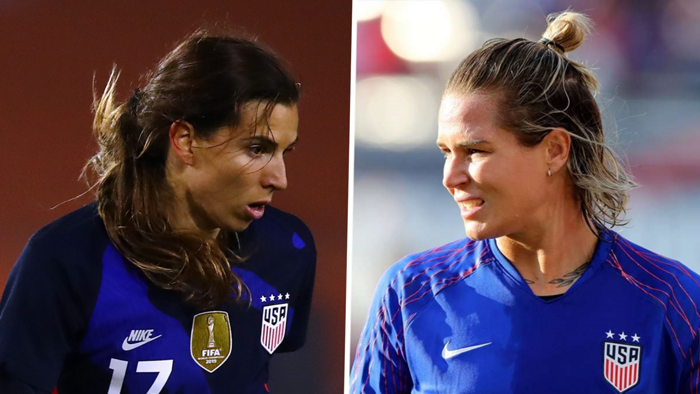 Heath Harris USWNT GFX