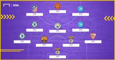 Worst Champions League TOTW 3
