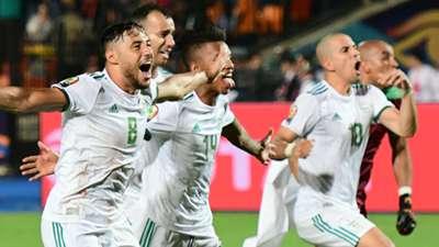Algeria AFCON