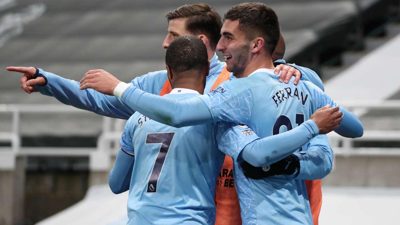 Manchester City 2020-21