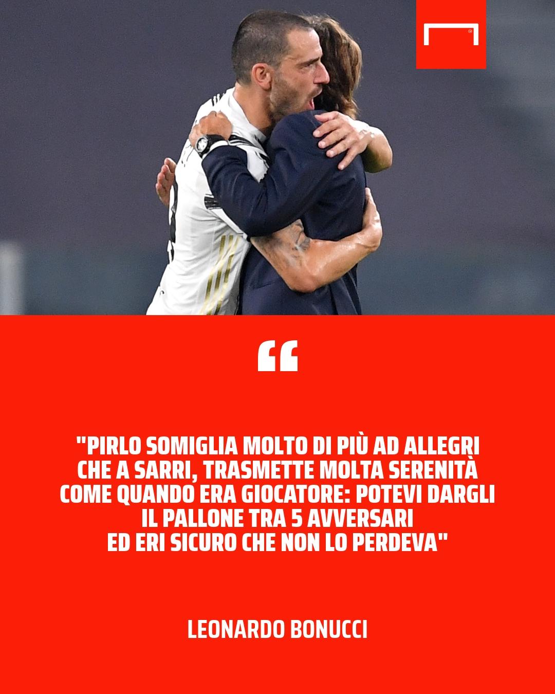PS Bonucci-Pirlo