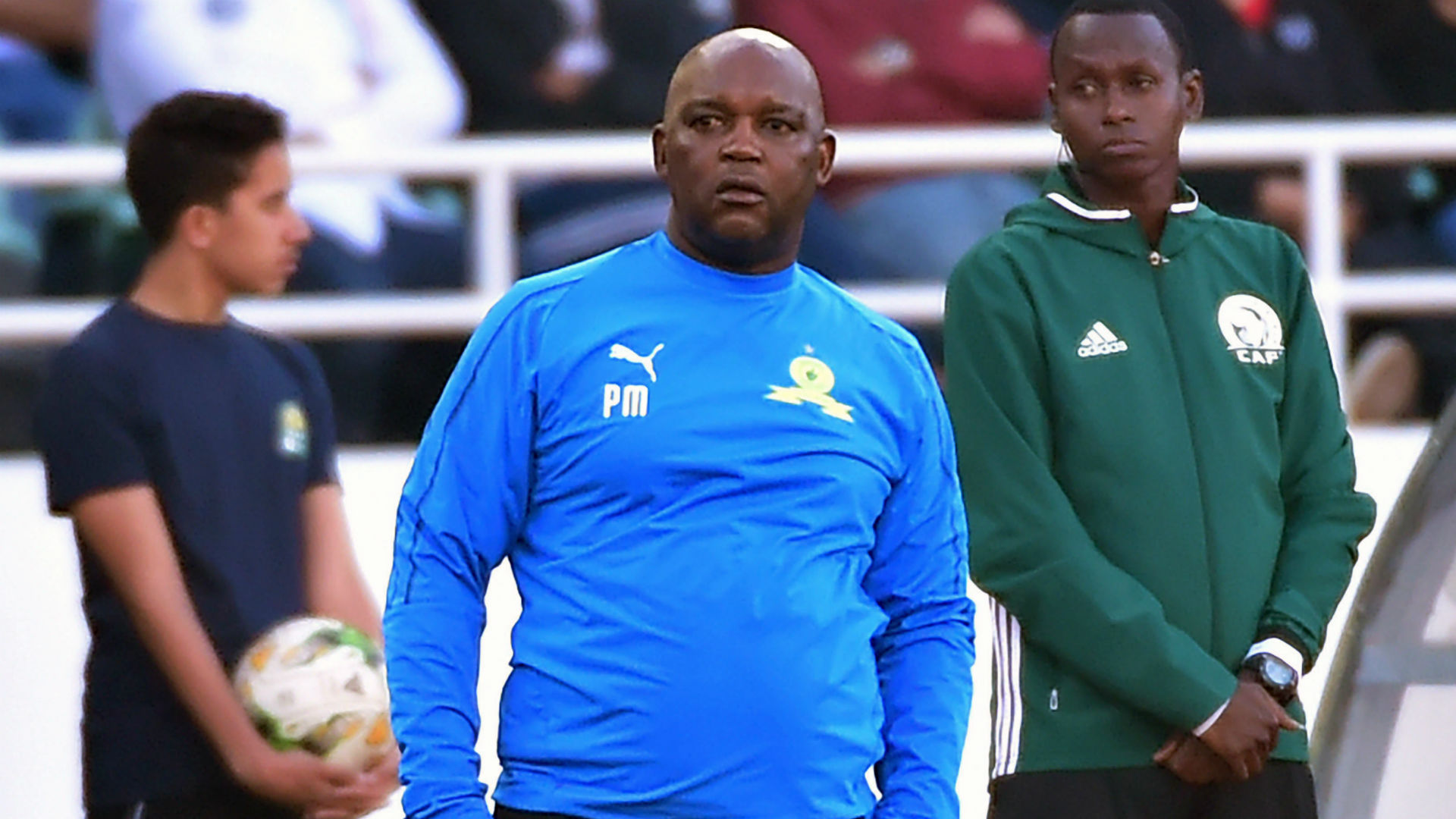 mamelodi sundowns coach pitso mosimane march 2019 1b2e3iu04u24y13m3bx01jshze - Mosimane: I never got distracted by 'offers all the time' to leave Mamelodi Sundowns