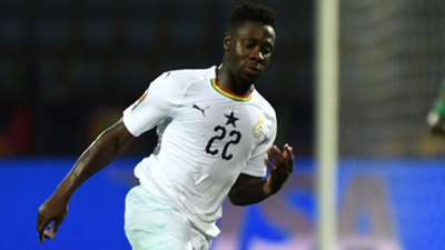 Andy Yiadom Ghana Africa Cup of Nations 2019