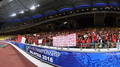 Vietnam vs Indonesia U16