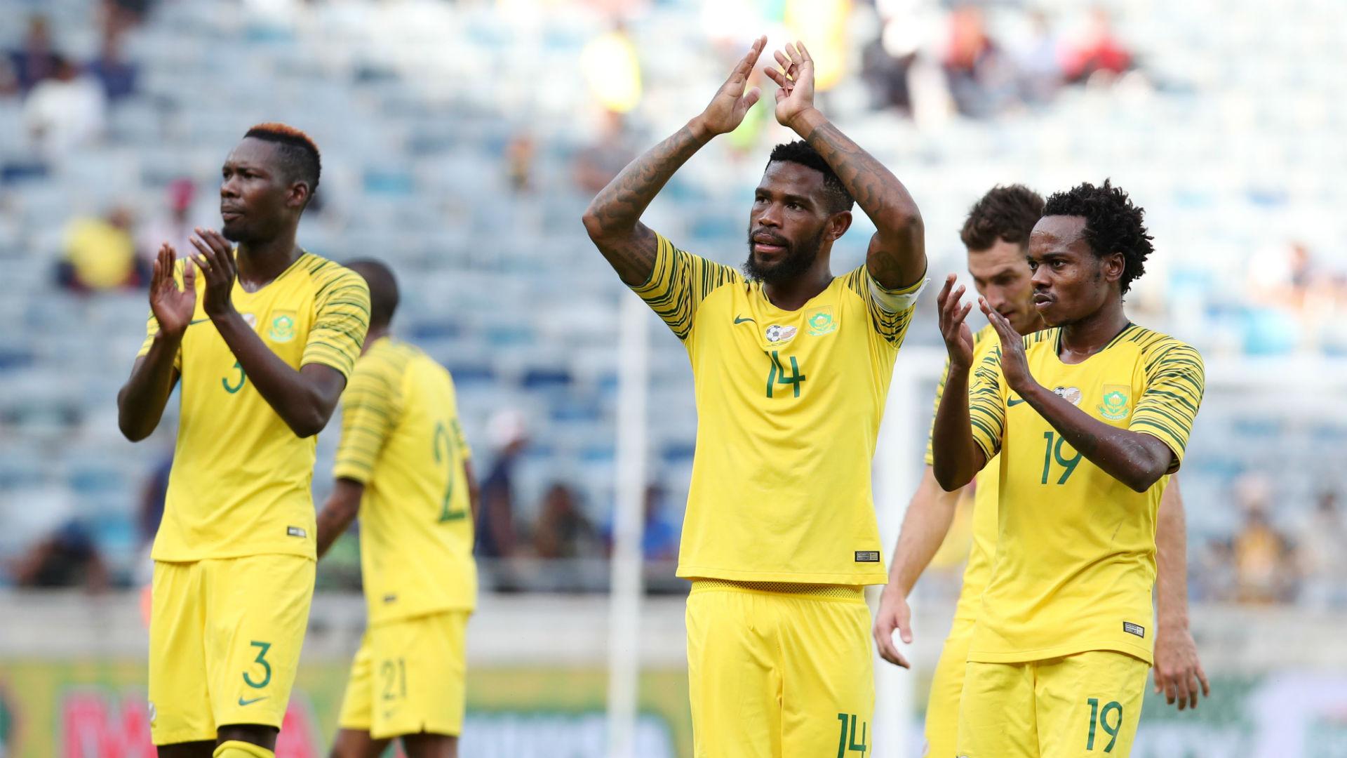 World Cup qualifying: Bafana Bafana must target revenge against Ghana - Mokoena