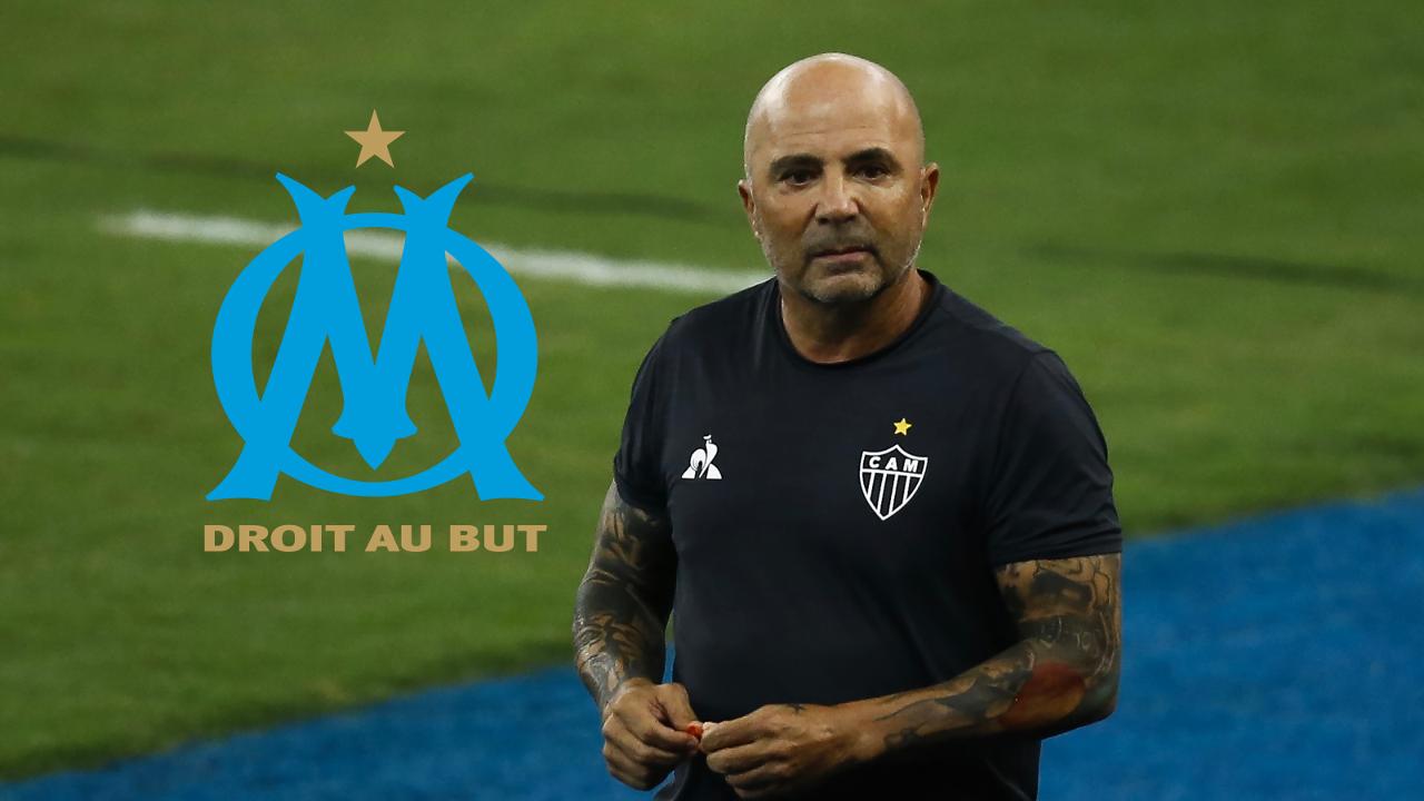 Jorge Sampaoli Marseille GFX