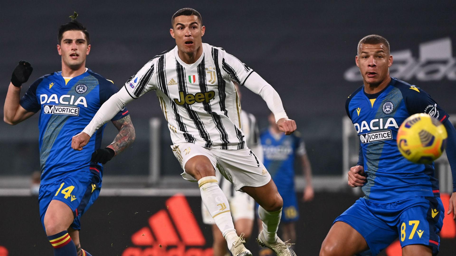 Quote scommesse Udinese juventus