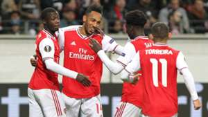 Arsenal UEFA Europa League 2019-20