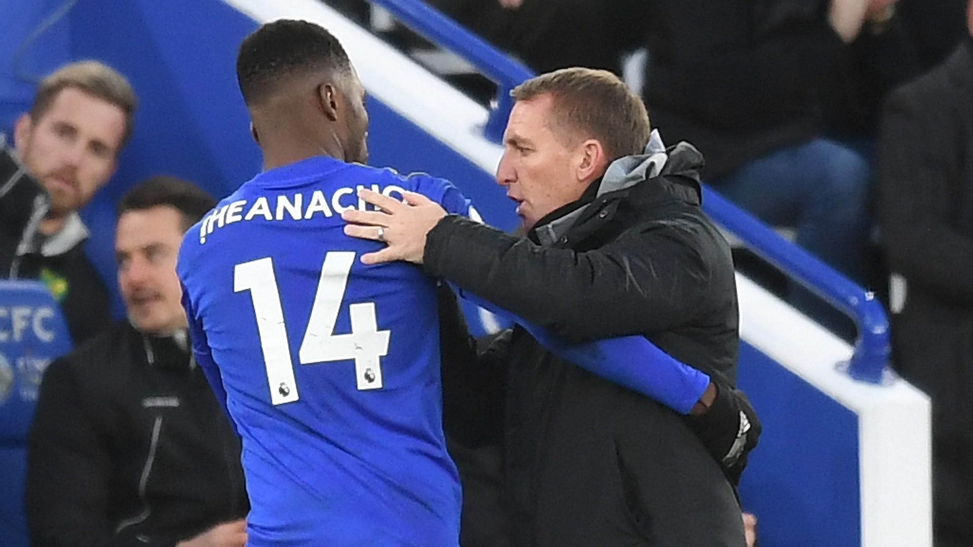 FA Cup Final: A Decisive Match in Iheanacho's Career?
