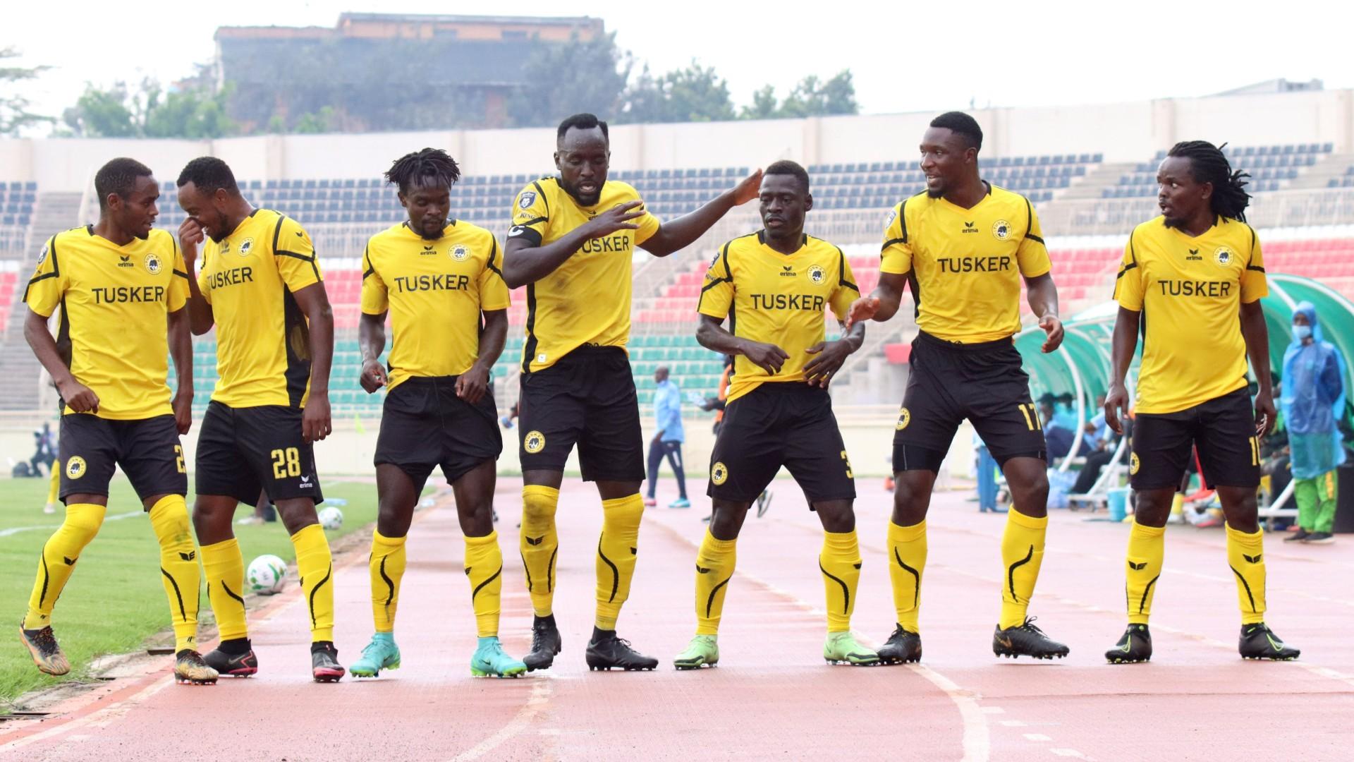 Caf Champions League: Asike, Bwire start as Matano names Tusker XI to battle Zamalek SC