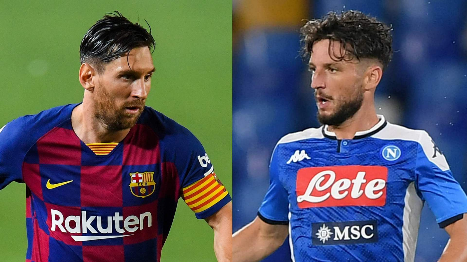 En Argentina Que Canal Transmite Barcelona Vs Napoli Y A Que Hora Es Goal Com