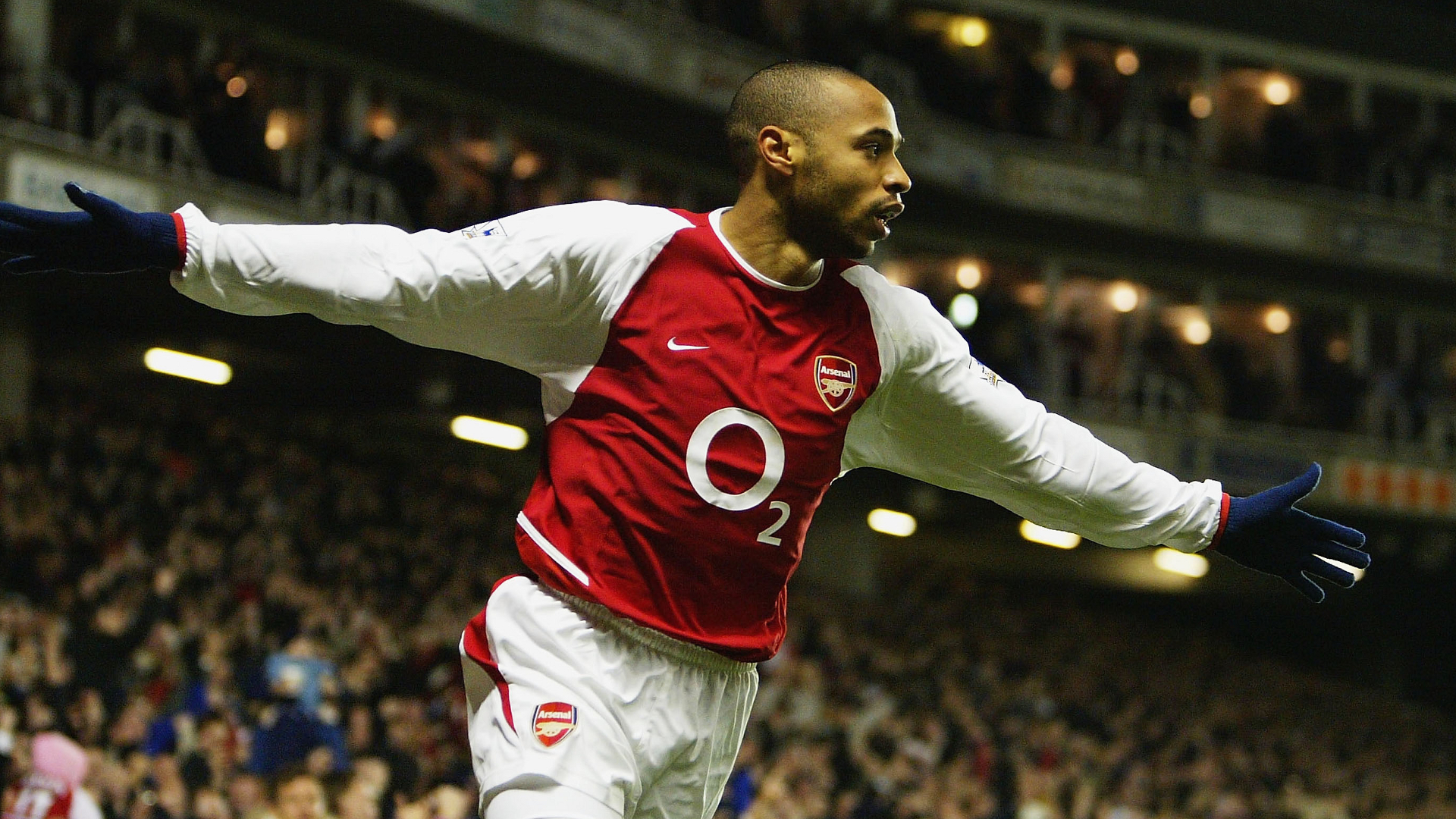 Henry reduced top-class opponents to helpless also-rans' – Arsenal ...