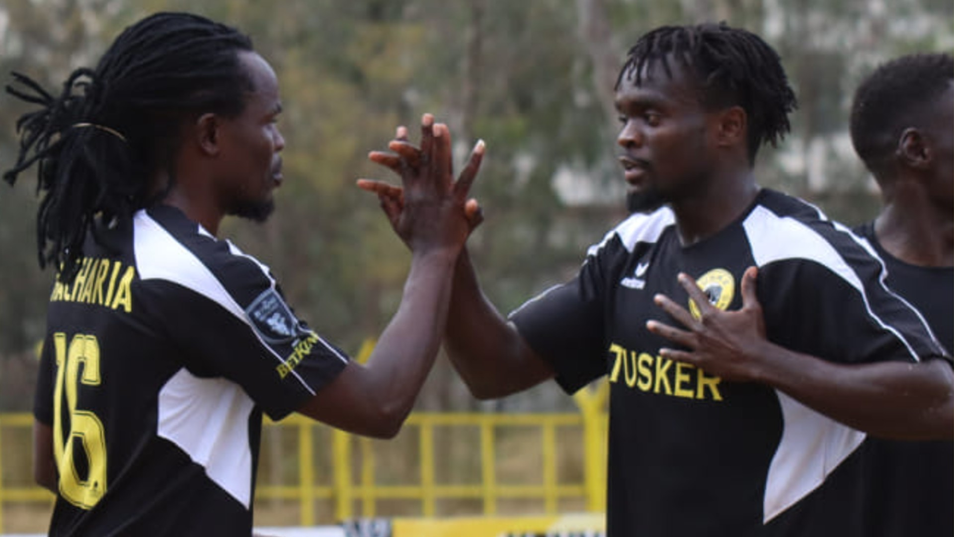 Tusker FC know how to manage top of the table pressure - Situma