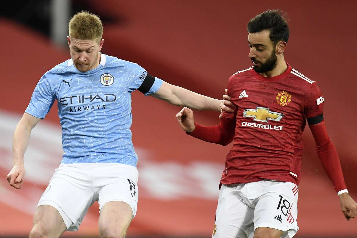 Top players turn up on big occasions' - Keane slams Fernandes after Man  City defeat | Goal.com