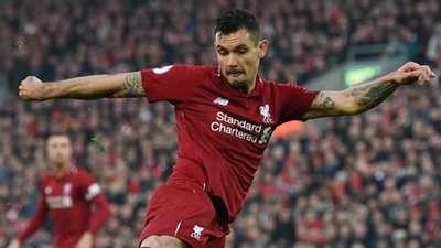 Dejan Lovren Liverpool Newcastle