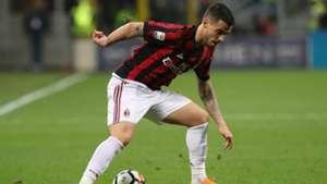Suso Milan Sassuolo Serie A 04082018