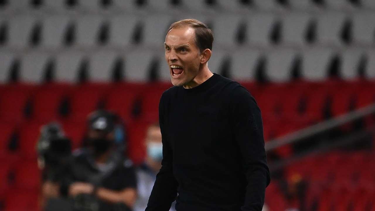 Thomas Tuchel PSG 2020-21