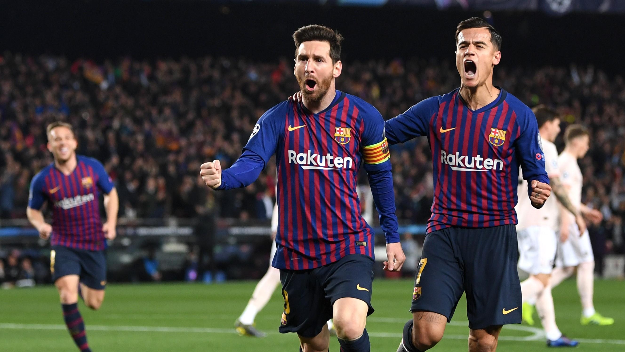 Barcelona V Manchester United FC Laporan Pertandingan 16 04