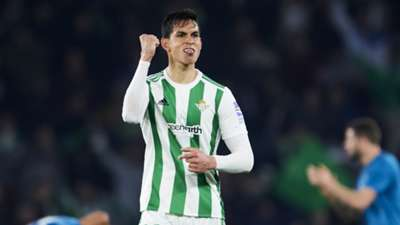 Aissa Mandi Real Betis Real Madrid
